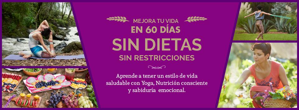 Mejora tu vida en 60 diaa, sin dietas y sin restricciones por Amatuvida.tv