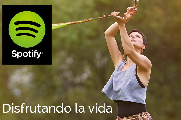 Playlist Disfrutando La Vida por Viva Basquet