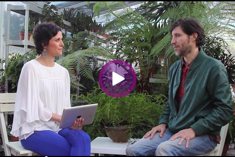 Entrevista a Dhruva lance músico, productor y maestro de yoga